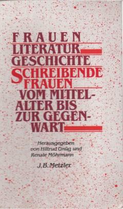 Frauen Literatur Geschichte