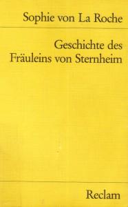 Geschichte des Fräuleins von Sternheim