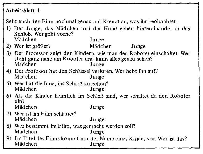 Berichte von Lehrerinnen, Dozentinnen und Erzieherinnen 1 | arsfemina.de