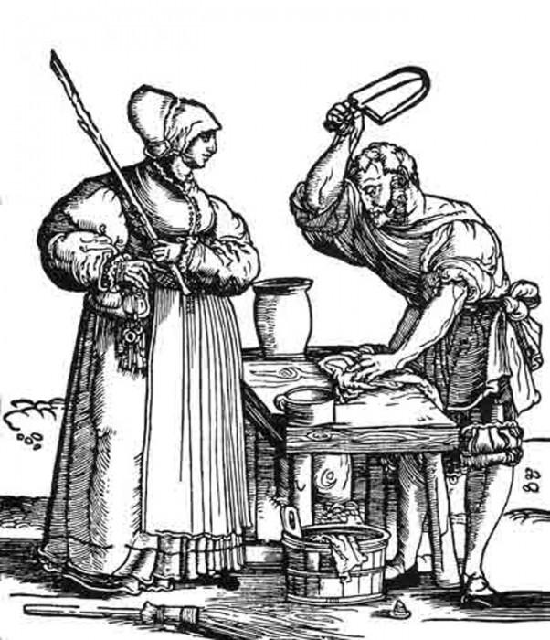 Das Frauenbild der mittelalterlichen deutschen Literatur